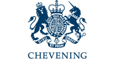 Chevening Scholarship UK BSCE