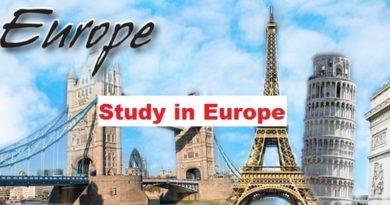 Higher Study in Europe BSCE