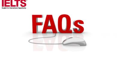 IELTS FAQs