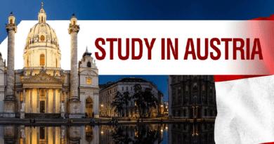 Study in Austria BSCE