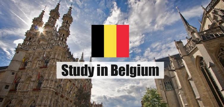 Study in Belgium BSCE