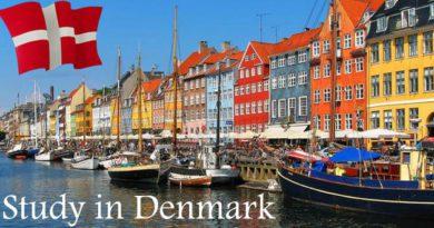 Study in Denmark BSCE