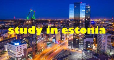 Study in Estonia BSCE