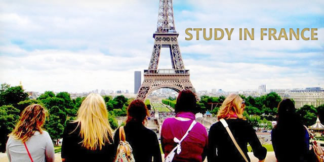 Study in France BSCE
