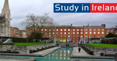 Study in Ireland BSCE