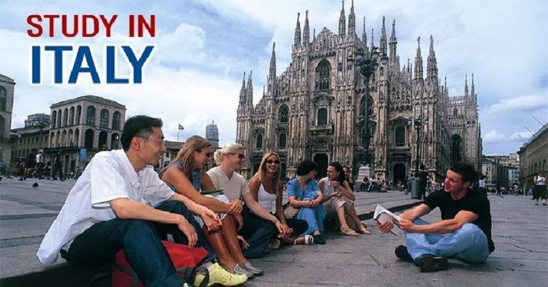 Study in Italy BSCE