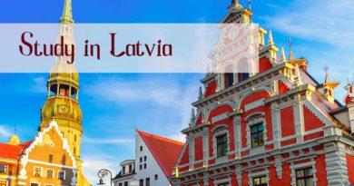 Study in Latvia BSCE