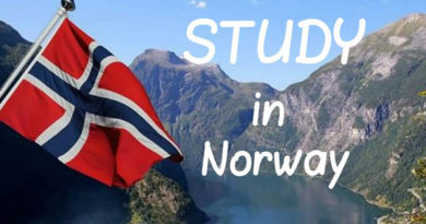 Study in Norway BSCE