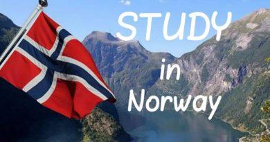 Study in Norway BSCE
